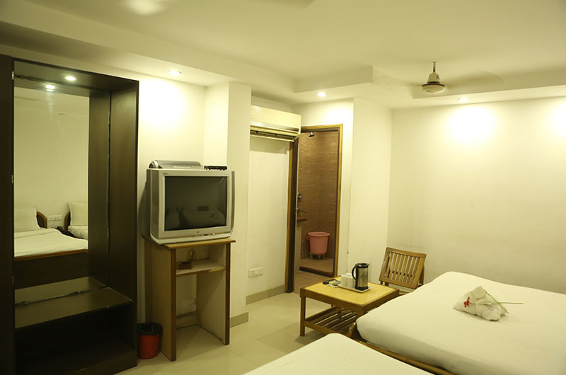 Hotel Kamla Palace-Family Room2